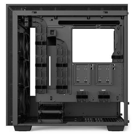 Nzxt H700i Matte Black Mid Tower Pc Case Novatech