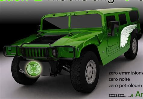 Electric Hummer H1