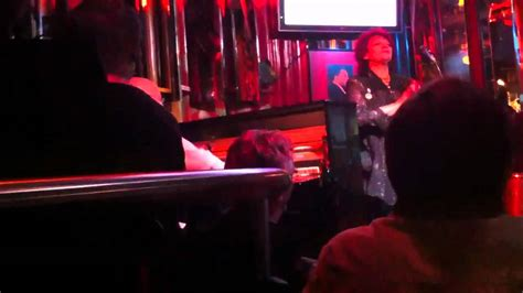 Dana Gillespie & Joachim Palden Duo In Bp Club Zagreb 14