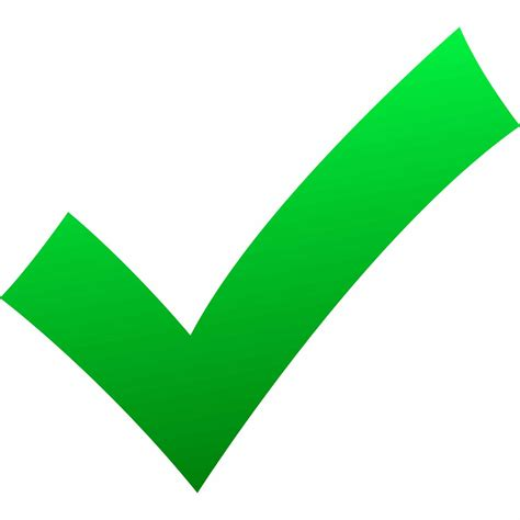 check_mark_green - Tektel