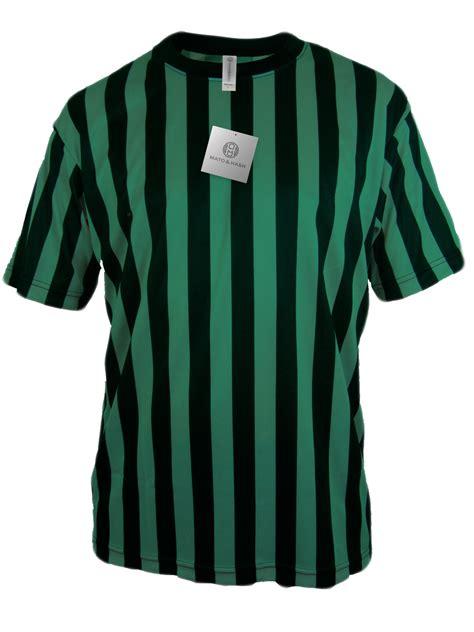 mens referee crewneck bar uniform ref shirtmato hashca