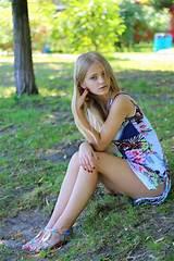 Teen girl main interest