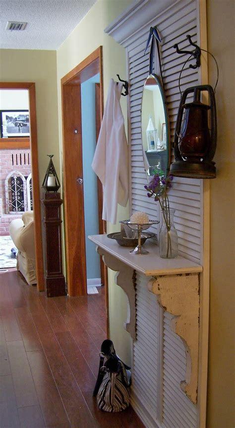 ways  repurpose  shutters  add vintage charm   home