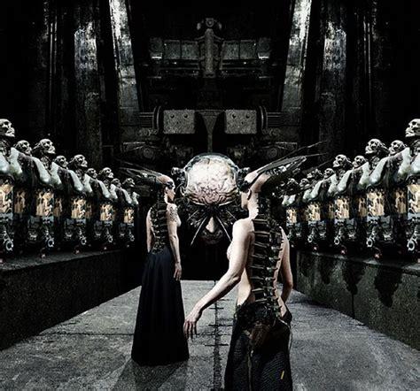 fantasy surrealist horror wacky modern surrealism