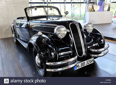 Bmw 326 Sports Convertible Glaeser Built In 1938 Bmw