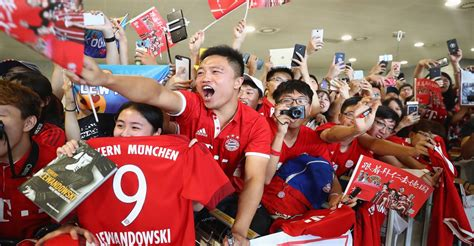 Spat between Bayern Munich and Its Chinese Fans: Everyone ...