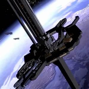 Orbital Defense Platform - Halo Nation — The Halo ...