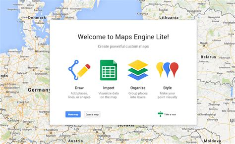 google s maps engine a lot of new stuff for businesses