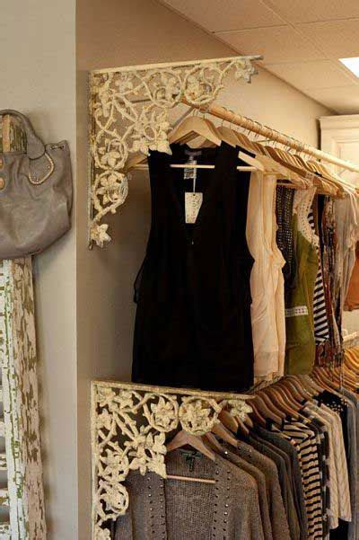 brilliant ways  create  diy corner closet