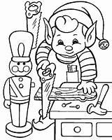 Coloring Pages Shelf Elf Elves Printable Christmas Shelves Sheets sketch template