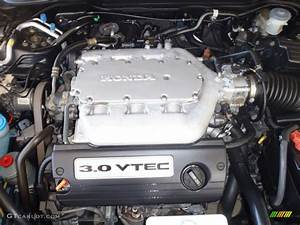 2005 Honda Accord Ex V6 Coupe 3 0 Liter Sohc 24