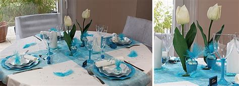 deco mariage bleu turquoise et blanc decoration de mariage bleu turquoise or blanc recherche deco bleu