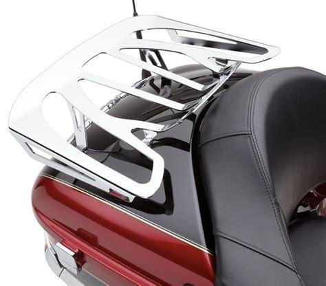 Cobra Formed Solo Luggage Rack Chrome For Kawasaki Vulcan