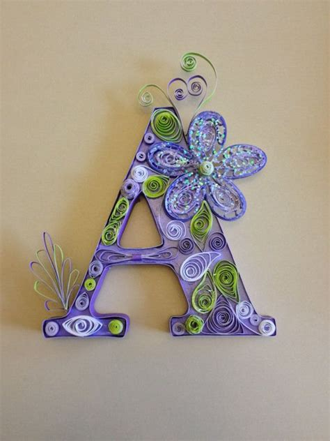images  quilling letters  pinterest initials    quilling letters