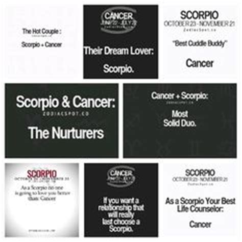 1000 ideas about cancer compatibility on pinterest