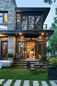47, Popular, Contemporary, Exterior, House, Design, Ideas, 11