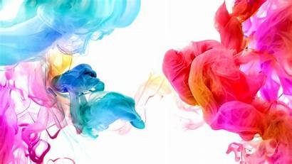 Smoke Colorful Wallpapers Huawei Honor Colored Abstract