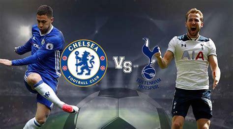 How Chelsea Could Line-Up Against London Rivals Tottenham ...