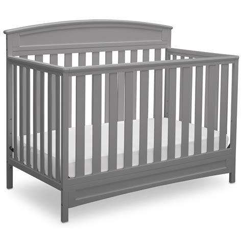 Sears Baby Crib by Delta Children Sutton 4 In 1 Convertible Crib Grey