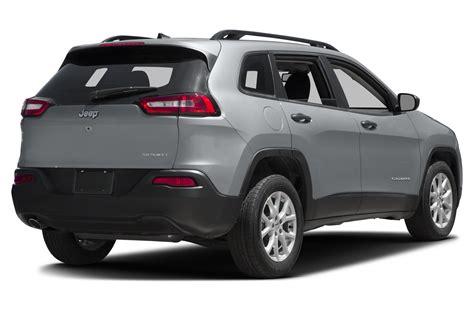 jeep price 2017 2017 jeep cherokee price photos reviews features