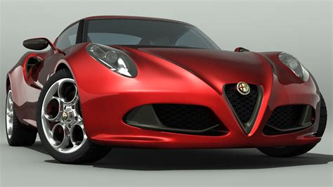 Running Rings Round The Competition The Alfa Romeo 4c