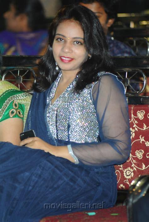 picture  singer mm srilekha  anarkali salwar