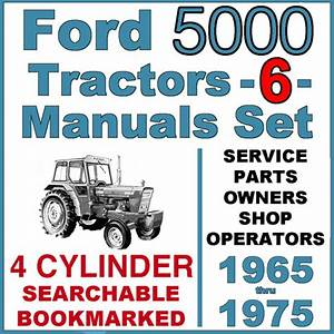 Ford 5000 Tractor Manual Pdf Download Werdec Org