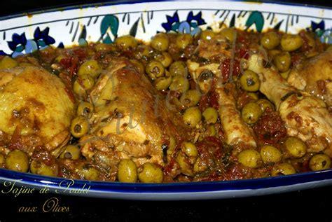 cuisine marocaine poulet aux olives tajine de poulet aux olives zeste de citron et tomates