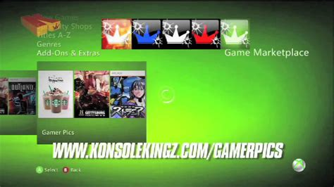 How To Download Under Fire Crowns Gamerpics On Xbox Live