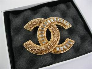 Gold Chanel Logo Tumblr | www.pixshark.com - Images ...