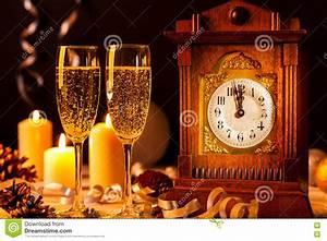 New Year Toast Stock Photo - Image: 81729664