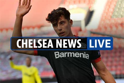 10am, Chelsea news LIVE: Kai Havertz in training ...