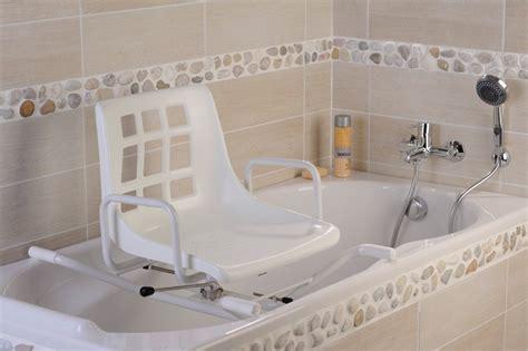 siege bain pivotant siege de bain pivotant bastide table de lit
