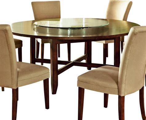 72 inch round dining table steve silver avenue 72 inch round dining table