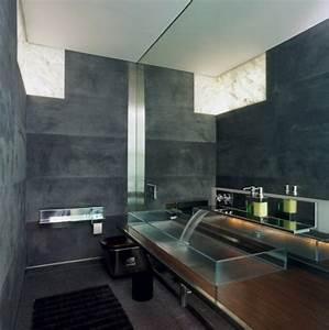 Petite Salle De Bain Design : petite salle de bain astuces design pour la deco ~ Dailycaller-alerts.com Idées de Décoration