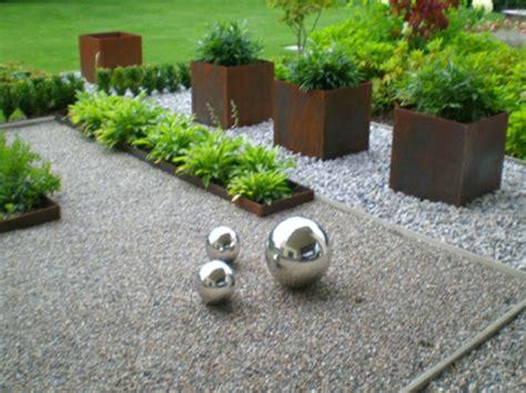 vorgartengestaltung mit kies vorgartengestaltung mit kies 15 vorgarten ideen