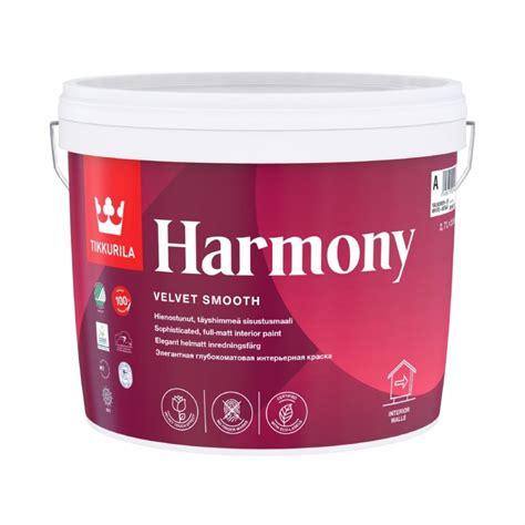 Tikkurila Harmony | Tikkurila