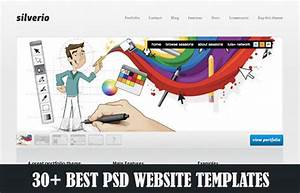 30 Best PSD Website Templates DesignMaz