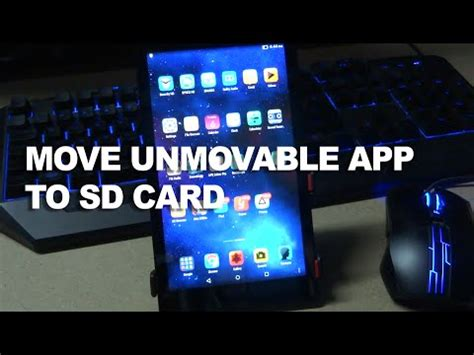 Check spelling or type a new query. How to Move Unmovable Apps to SD Card on Your Android Without Root - YouTube