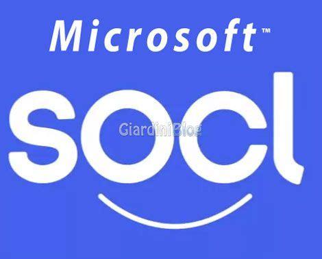 si e social microsoft microsoft socl la fusione tra social e motore di