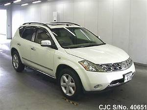 2004 Nissan Murano Pearl For Sale