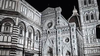 Florence Gifs Landmark Ini Architectural Italy Dome