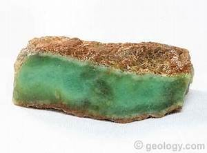 Chrysoprase: A green chalcedony colored by nickel