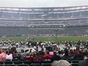 Lincoln Financial Field Section 120 Home Of Philadelphia