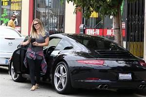Hilary Duff - Porsche 911 Carrera S - 6SpeedOnline