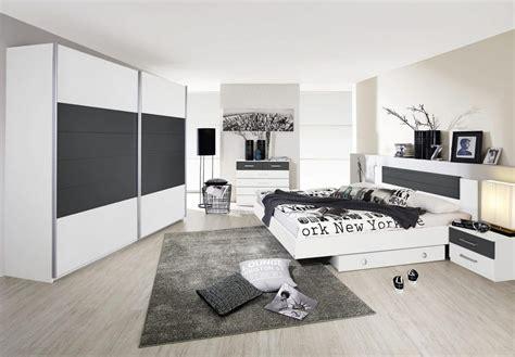 chambre blanche et chambre grise et blanche 19 idées et modernes pour se