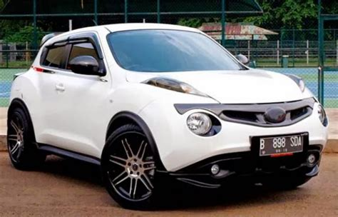 Nissan Juke Modification by Most Modifications Nissan Juke Sporty 2017 Modification