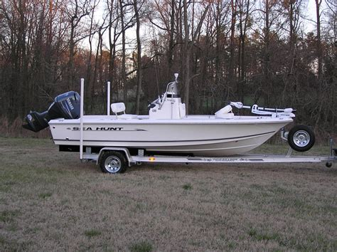 Boat Fuel Tank For Sale Near Me by 2006 Sea Hunt Navigator Sold The Hull Boating
