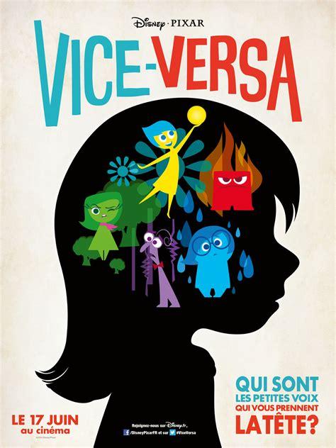 Le film « Vice-Versa » : un voyage dans vos têtes   Dans ...