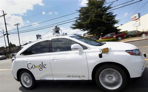 Google Brings Self-driving Cars To Phoenix Area